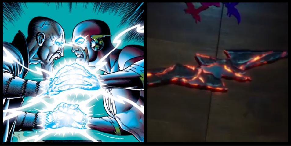 Photo of New Flash Theory States Cicada's Dagger is Actually an Artificial Metahuman