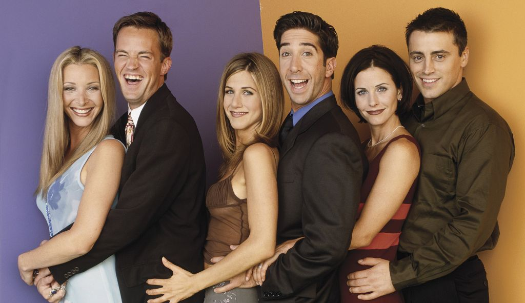 FriendsNetflix Series That You Can't Stop Watching