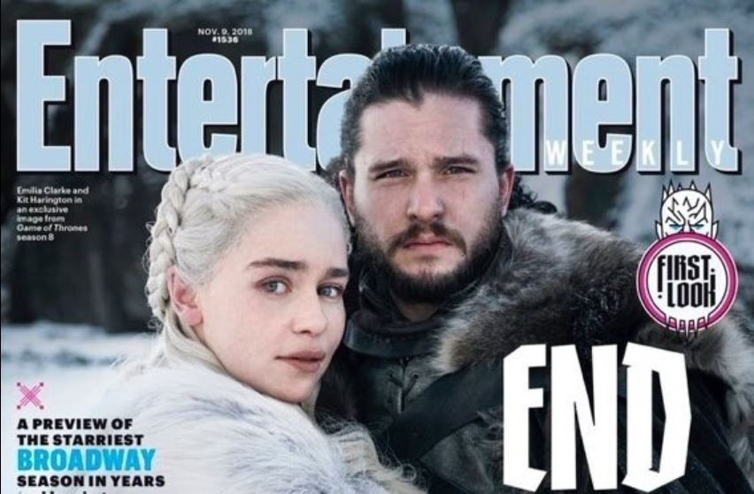 Photo of Entertainment Weekly Reveals The First Official Photo of Game of Thrones Season 8