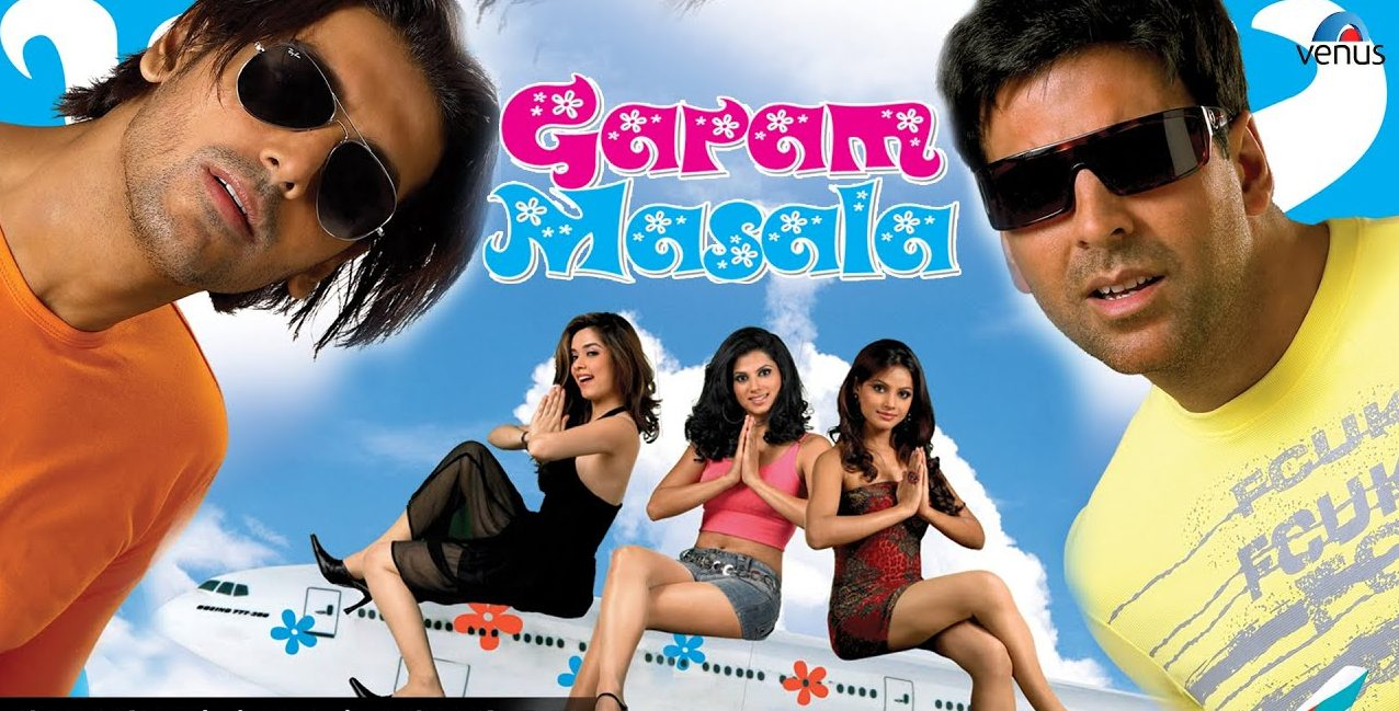Garam Masala Full Movie Downlaod