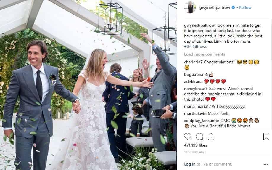 Avengers 4 Gwyneth Paltrow