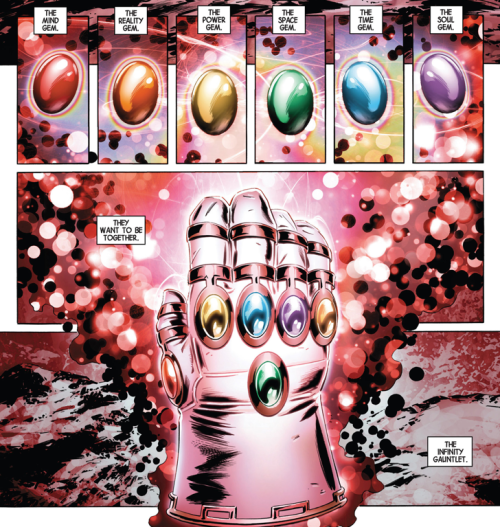 Origin Story of The Infinity Stones