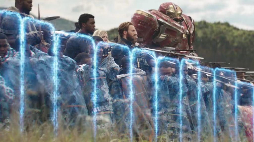Avengers 4 Marketing