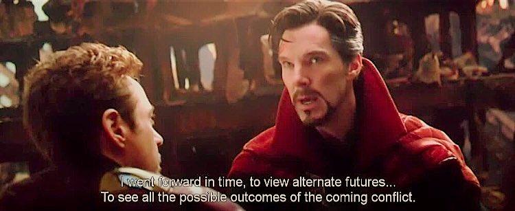 Avengers 4 Title Infinity War