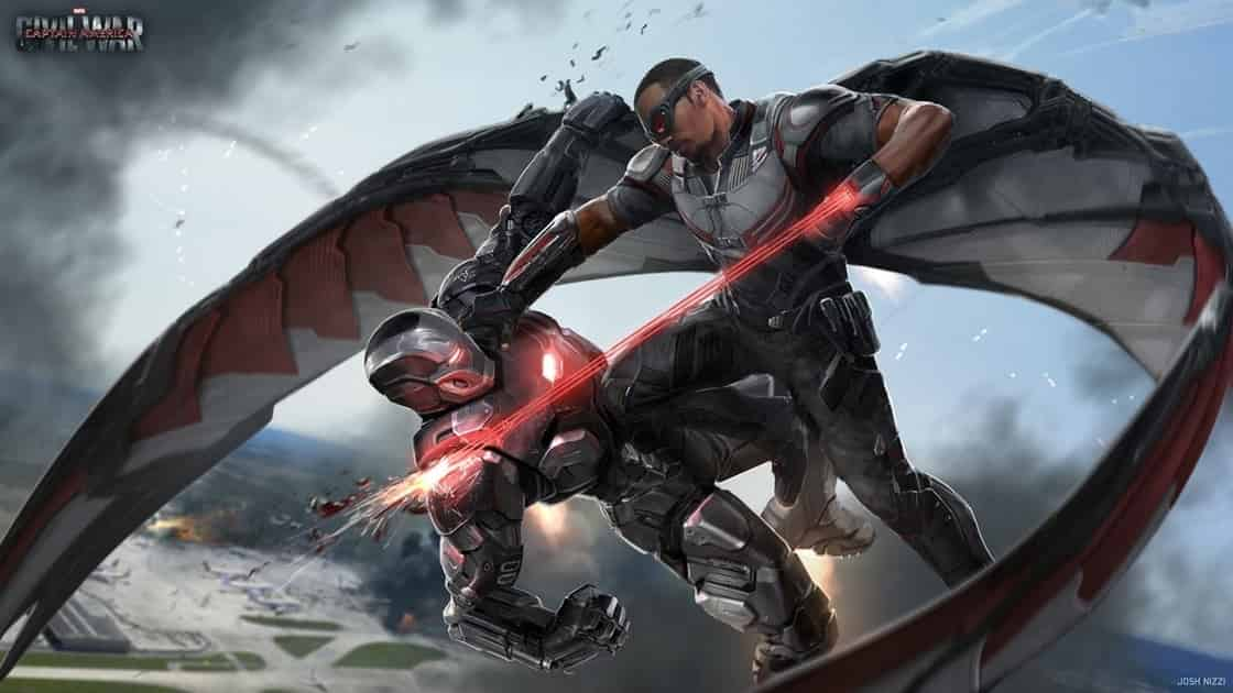 Photo of Captain America: Civil War – Falcon Got a Costume Upgrade That Went Unnoticed