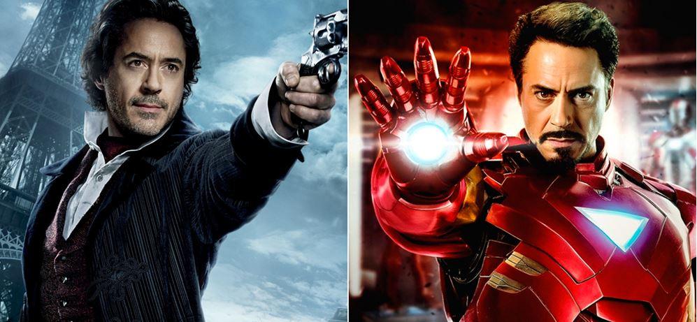 Robert Downey Jr. Ben Affleck