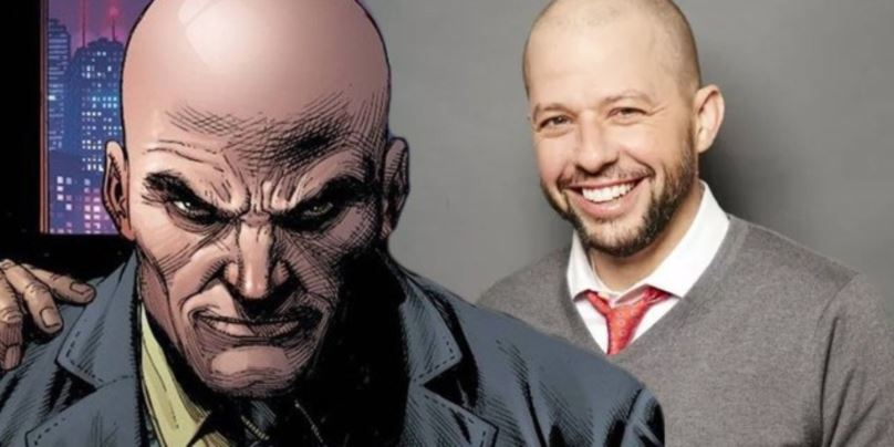 Supergirl Lex Luthor Jon Cryer