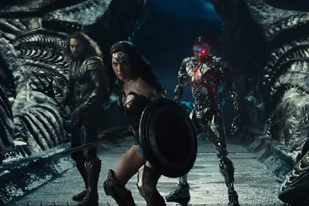 Justice League Zack Snyder DCEU MCU