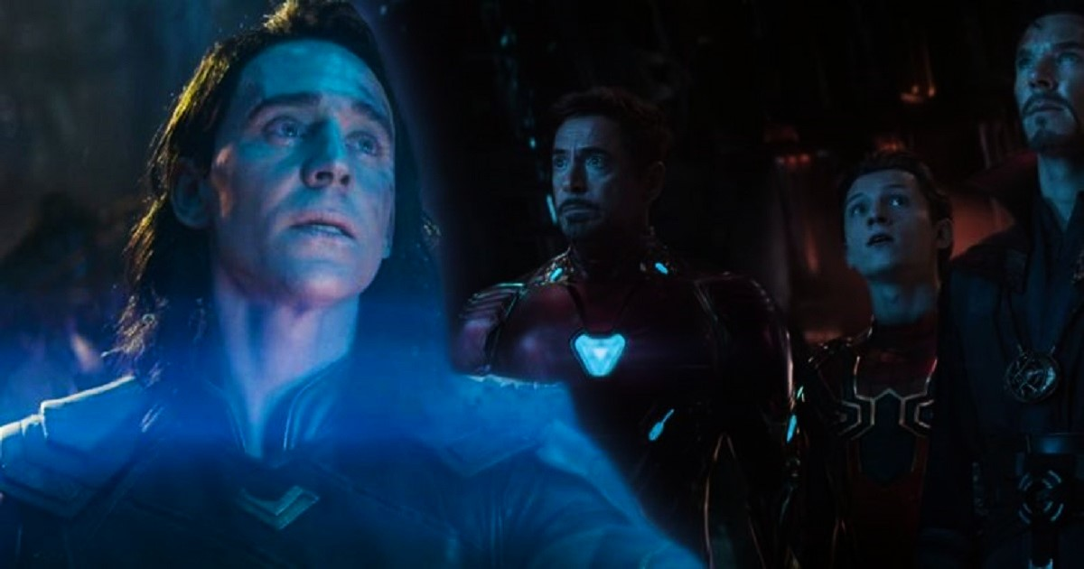 Avengers: Infinity War Loki
