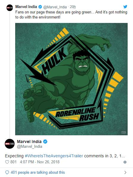 Marvel India