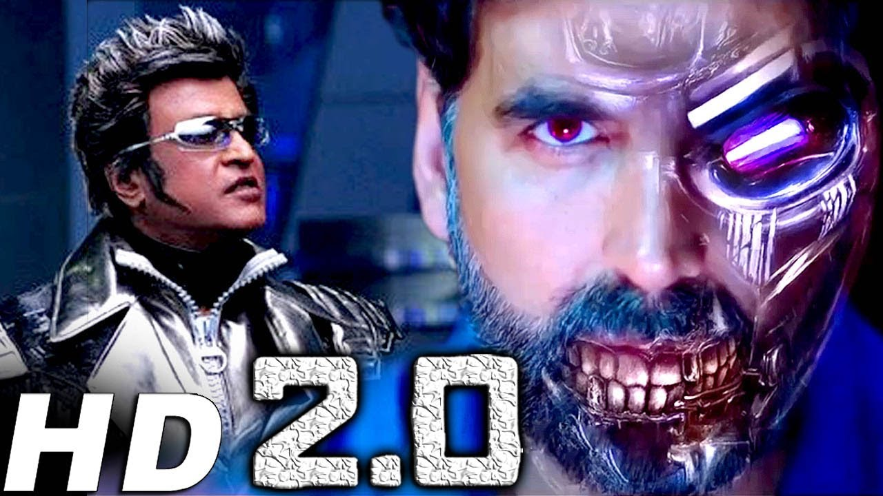 Photo of Robot 2.0 Leaked Online By Tamilrocker?