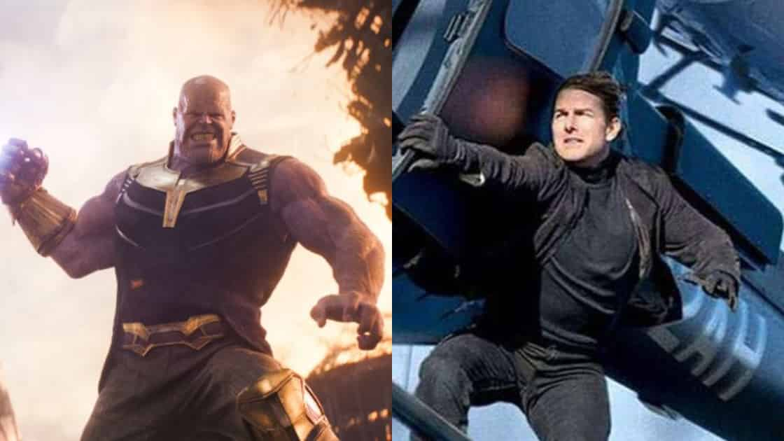 Avengers: Infinity War Mission: Impossible – Fallout
