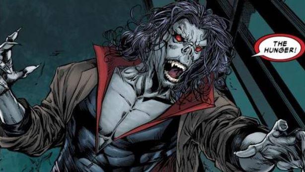 Morbius - The Living Vampire