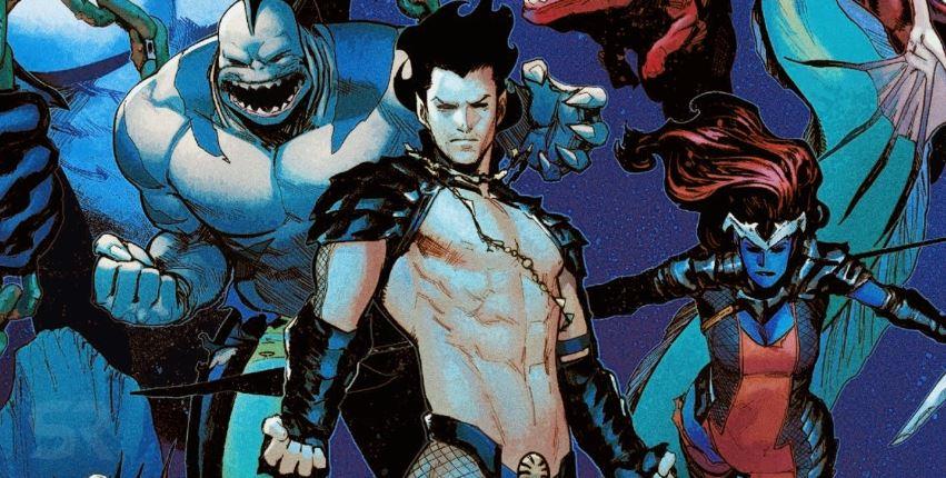 Starbrand Marvel Comics