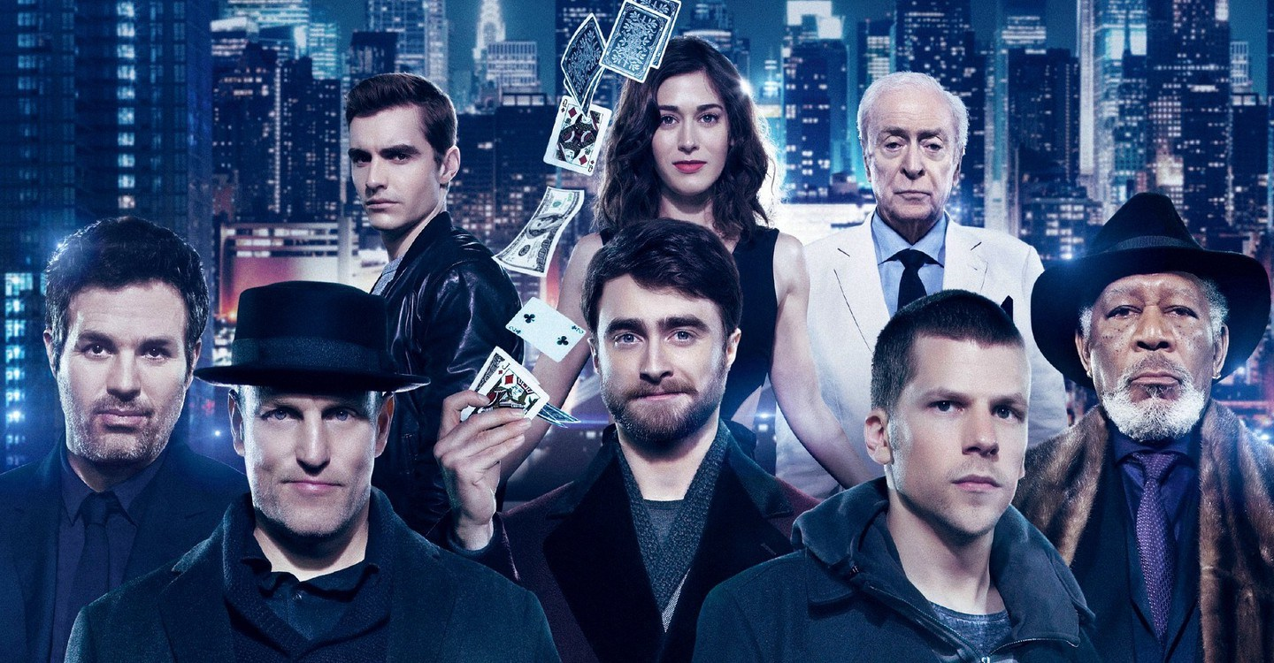 Watch now you see me 2 online in hindi dubbed