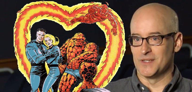 Fantastic Four Marvel John Krasinski Emily Blunt Liam Hemsworth
