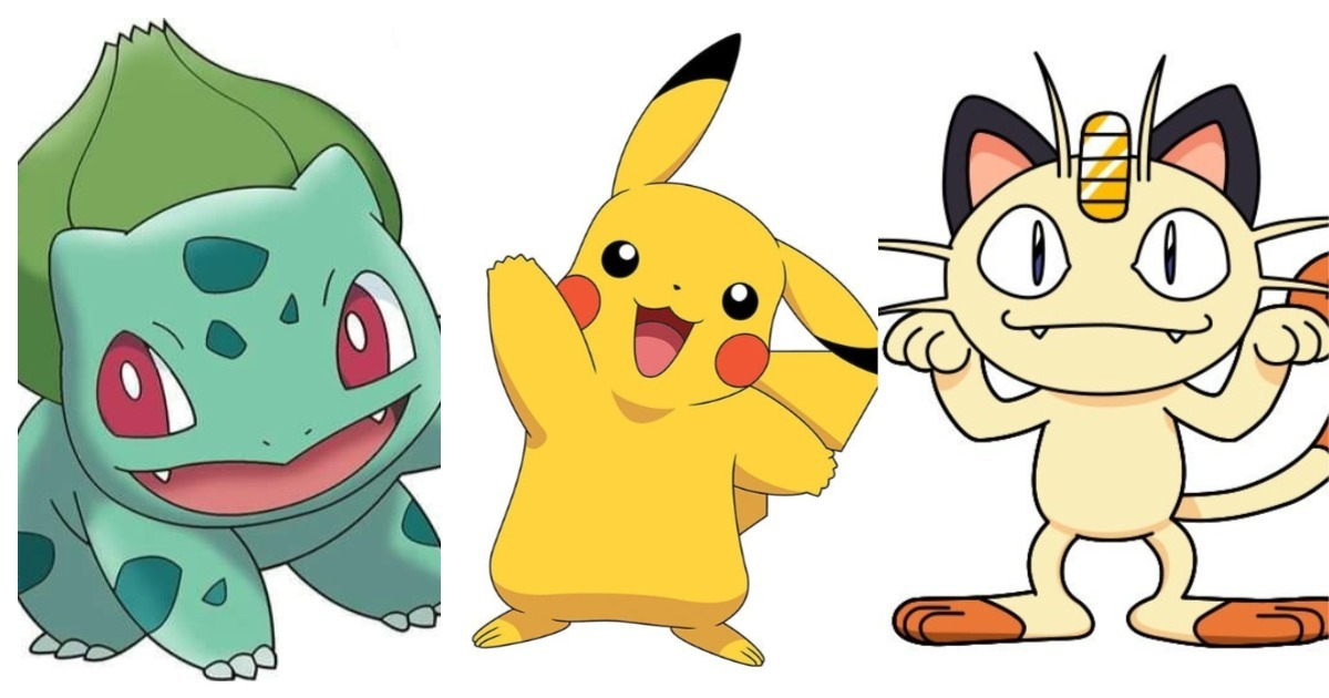 Photo of Gotta Catch 'Em All: Can You Guess The Names of These Pokémons?