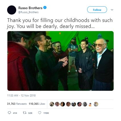 Stan Lee BossLogic