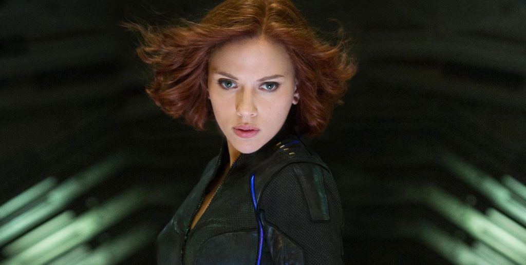 Black Widow Concept Art Infinity War