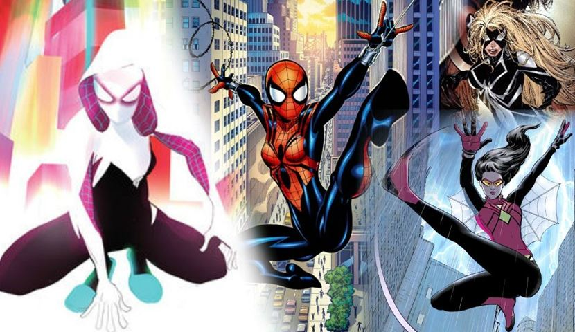 Photo of Spider-Verse All-Female Spin-Off Confirmed to Feature Spider-Woman And Silk
