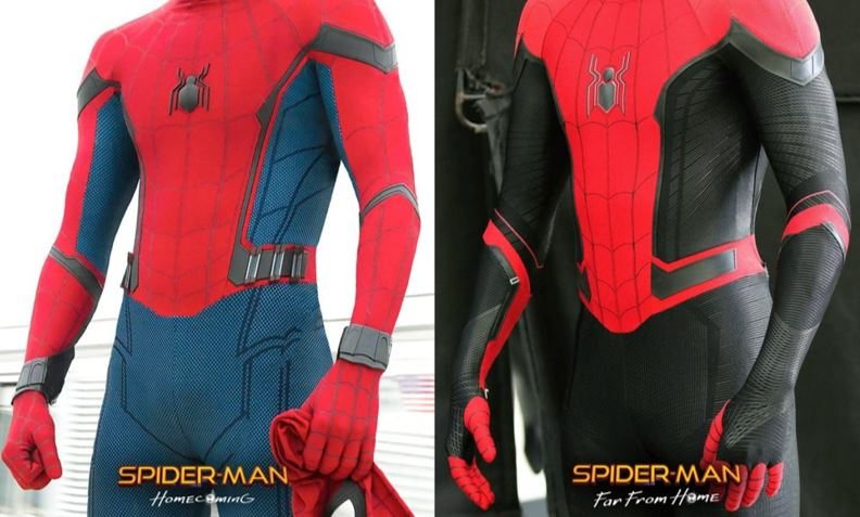 Spider-Man: Far From Home Spidey Stealth Suit