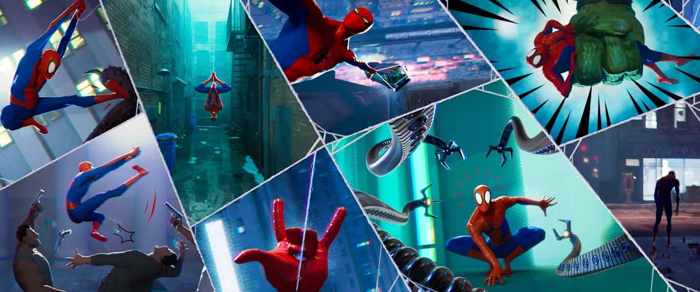 Spider-Man: Into The Spider-Verse Stan Lee