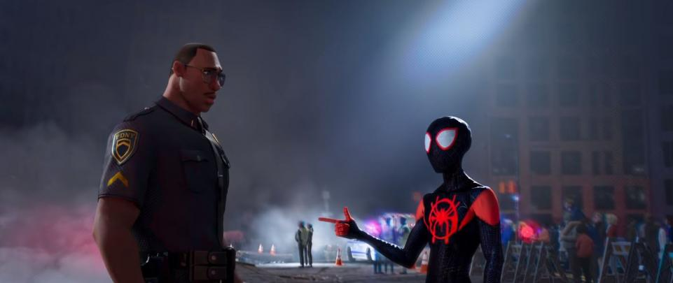 Spider-Man: Into the Spider-Verse BAFTAs