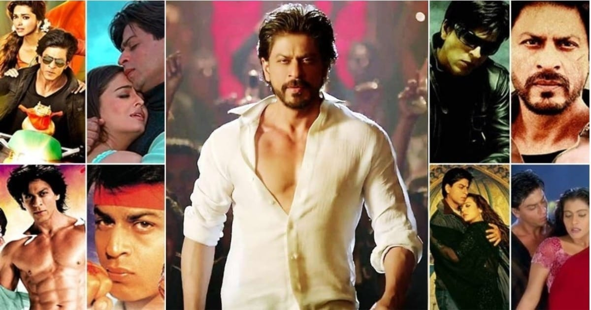 Photo of Only The Biggest SRK Fans Can Correctly Guess His Name from These Movies!