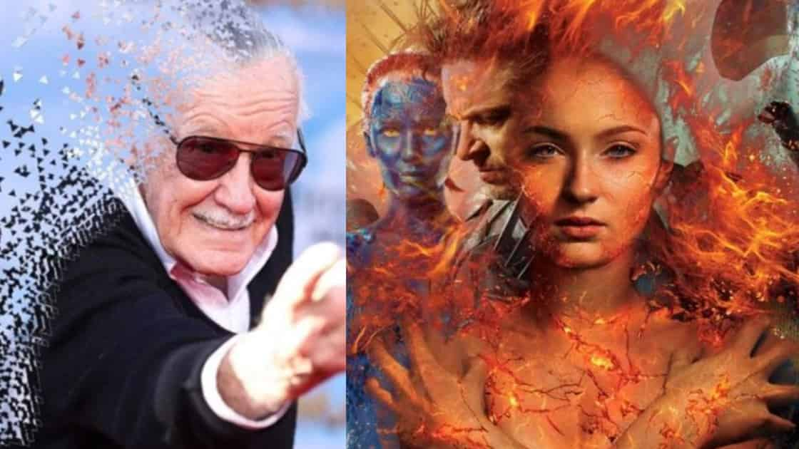 Stan Lee X-Men: Dark Phoenix