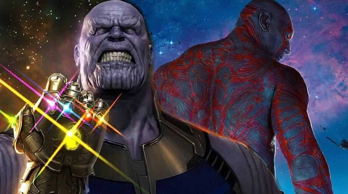 Photo of Avengers: Infinity War – The Fierce Unused Battle Frame of Drax & Thanos Revealed