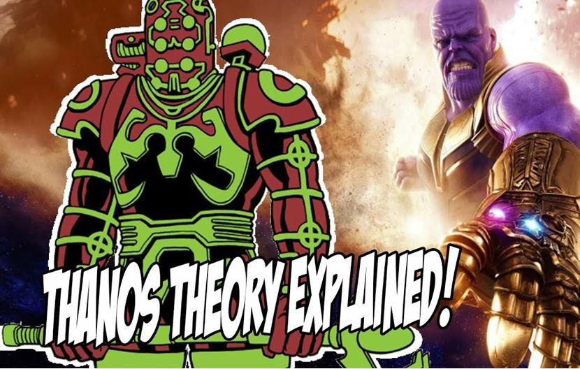 Photo of Thanos Origin Book Reveals The New Villains of Avengers 4