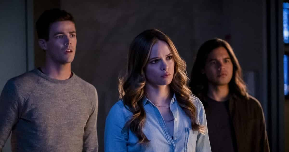 The Flash Caitlin Snow