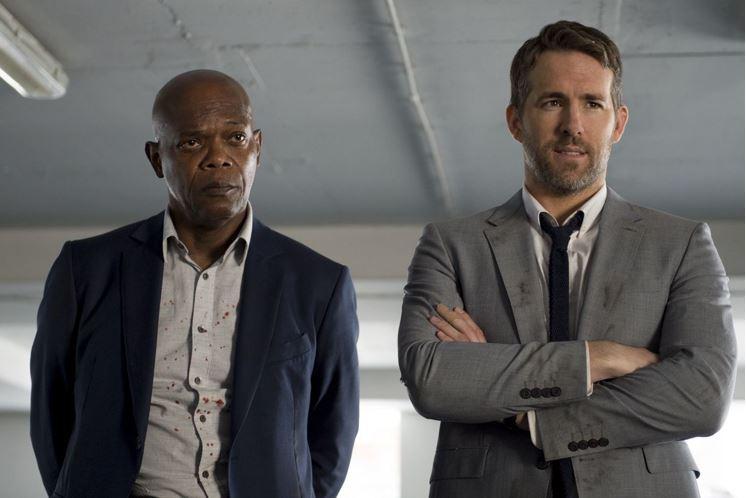 The Hitman's Bodyguard Sequel Samuel L. Jackson Ryan Reynolds