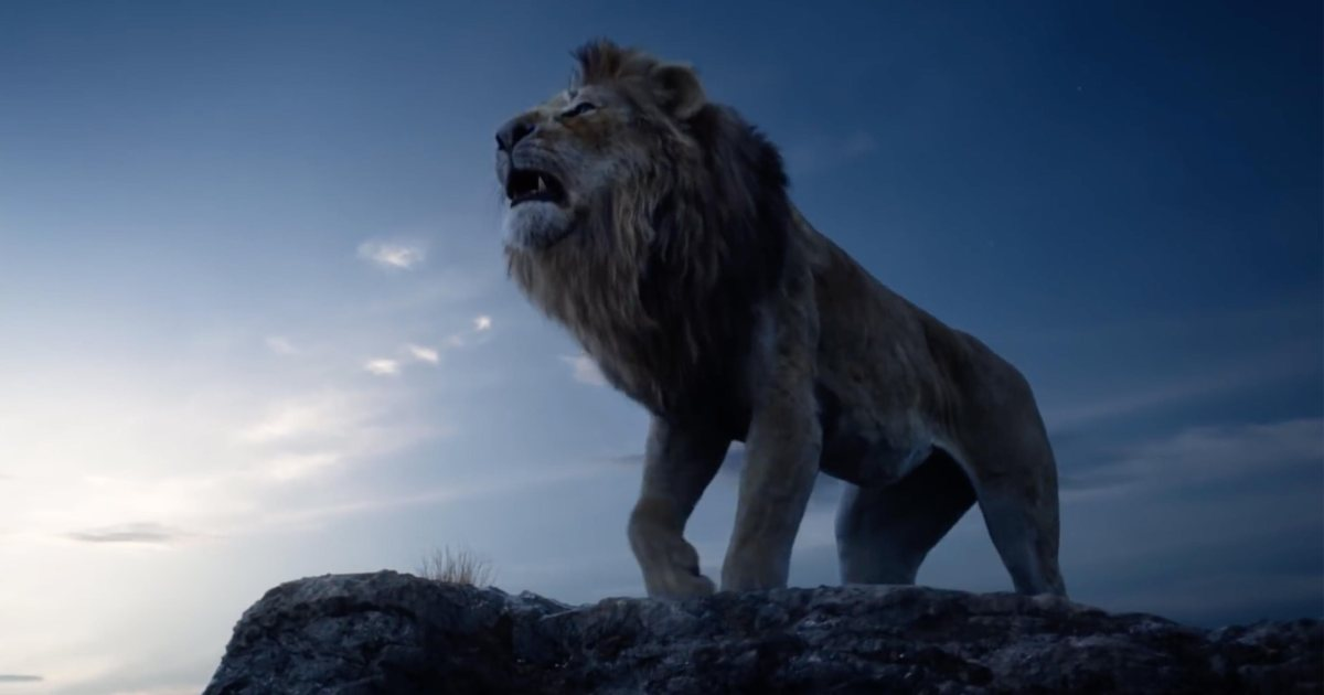 The Lion King Trailer Infinity War