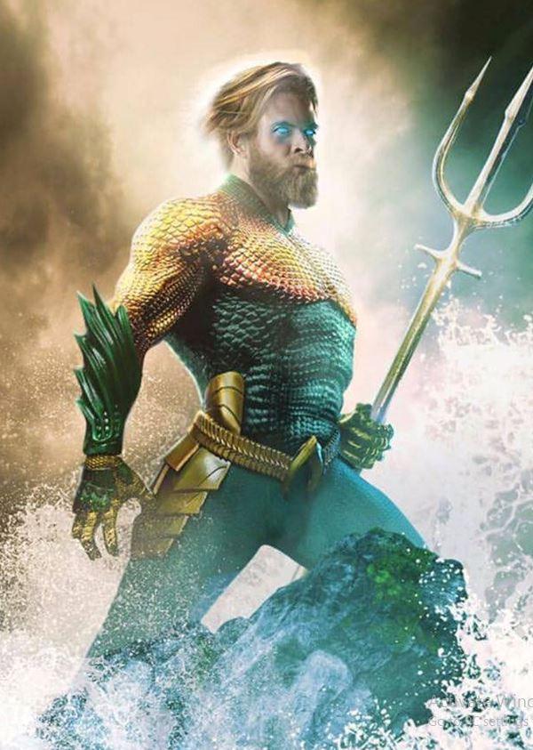 Aquaman Thor