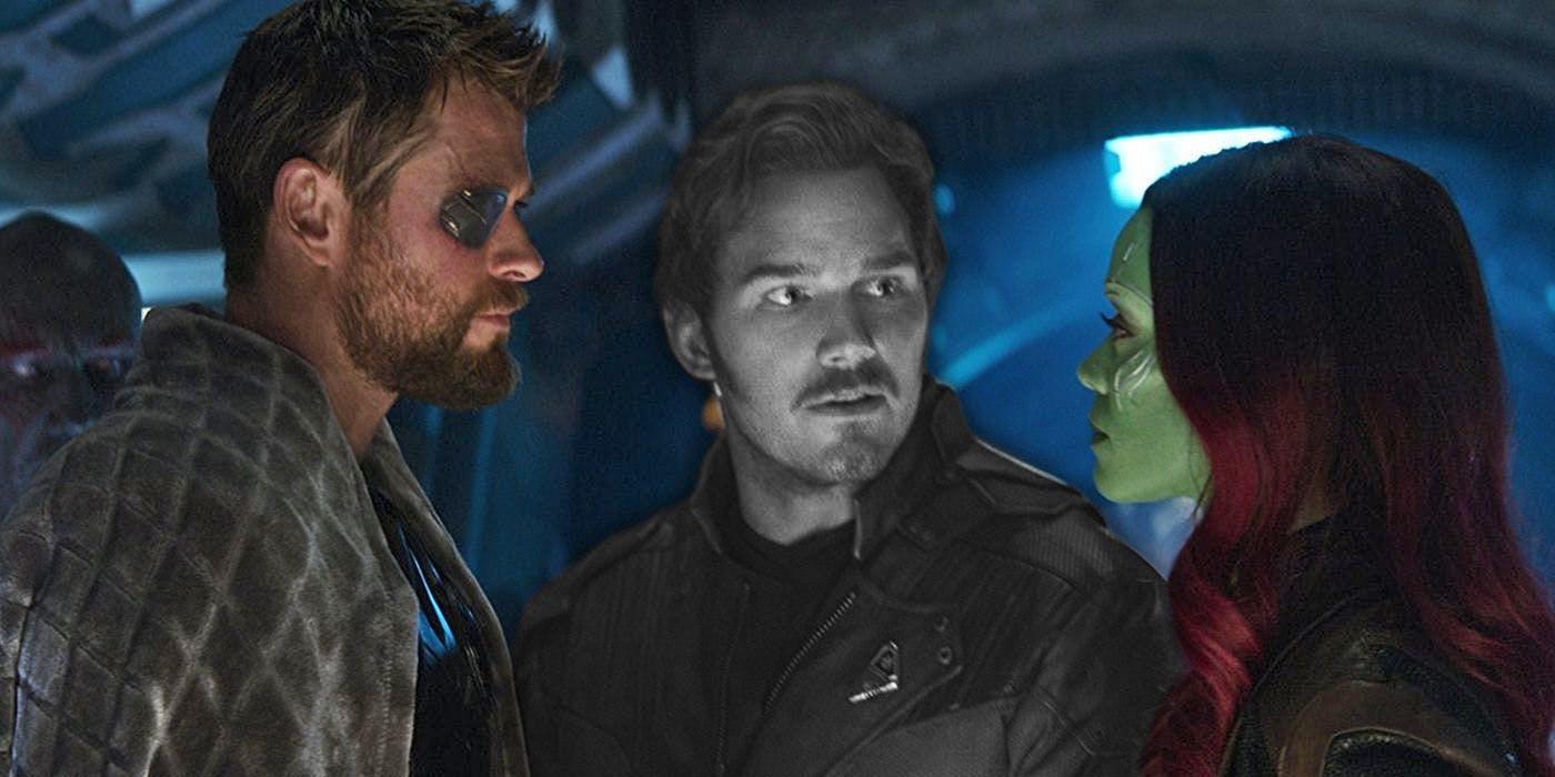 Avengers: Endgame Joe Russo Gamora