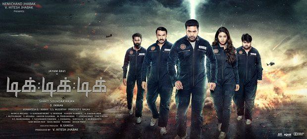 Tik Tik Tik Movie In Hindi Dubbed
