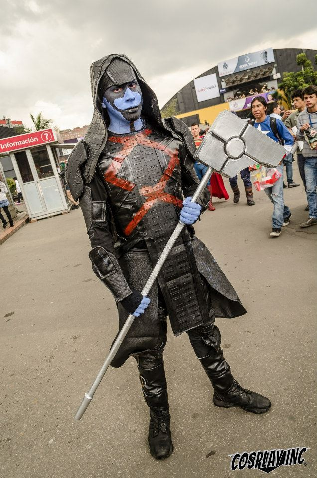 Ronan The Accuser Cosplays