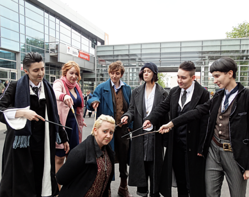 Fantastic Beasts Cosplays