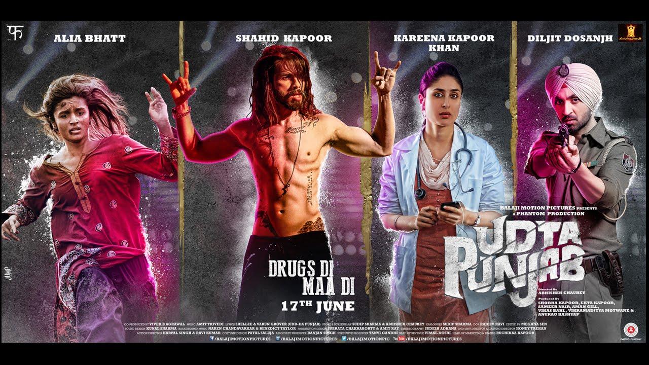 Udta Punjab Full Movie