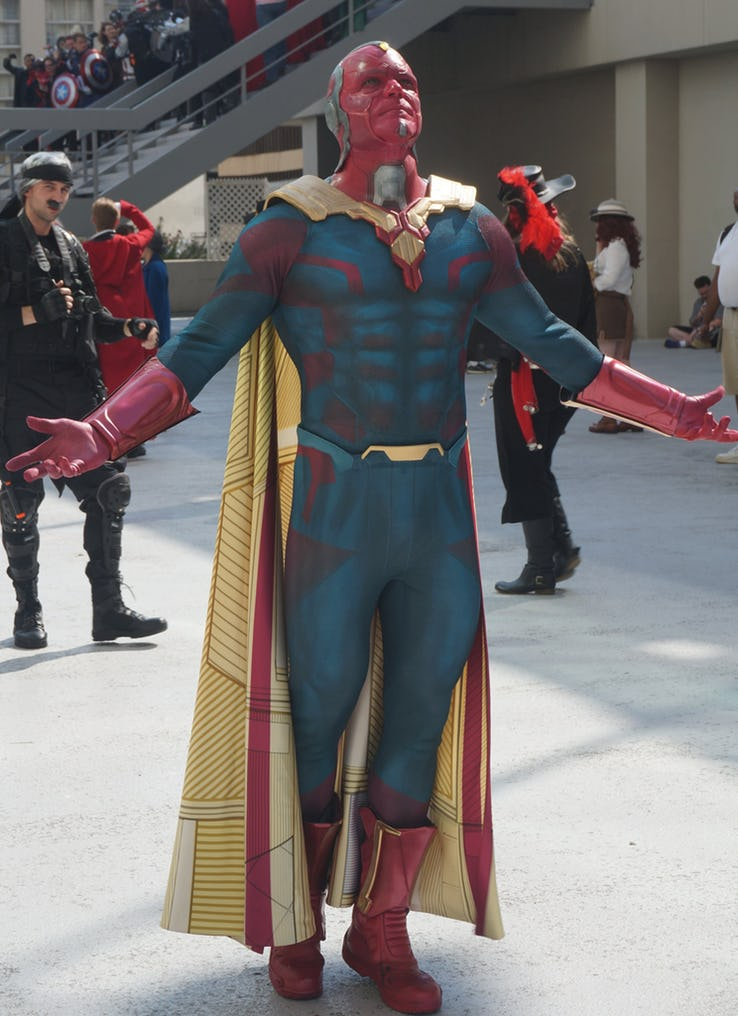 25 Unbelievable Marvel Cosplays That Fans Took It To Another Level