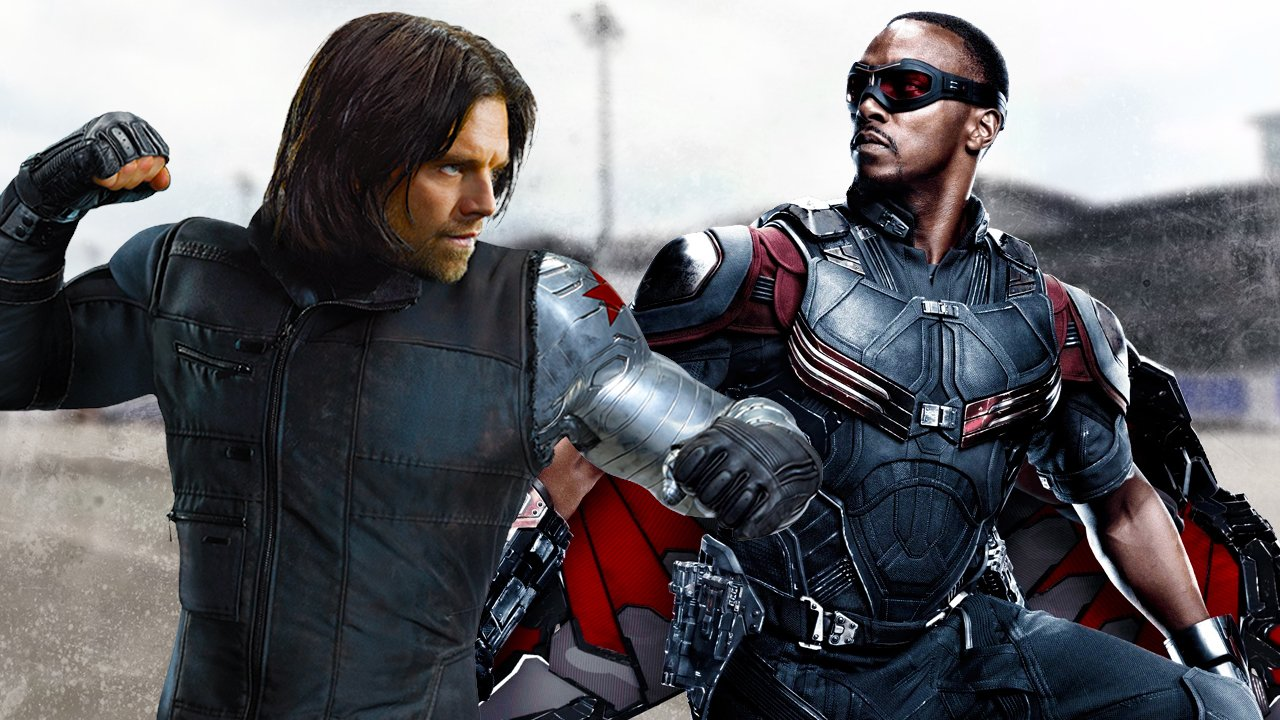 Falcon & Winter Soldier Sebastian Stan