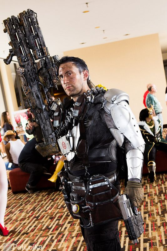 Cable Cosplays