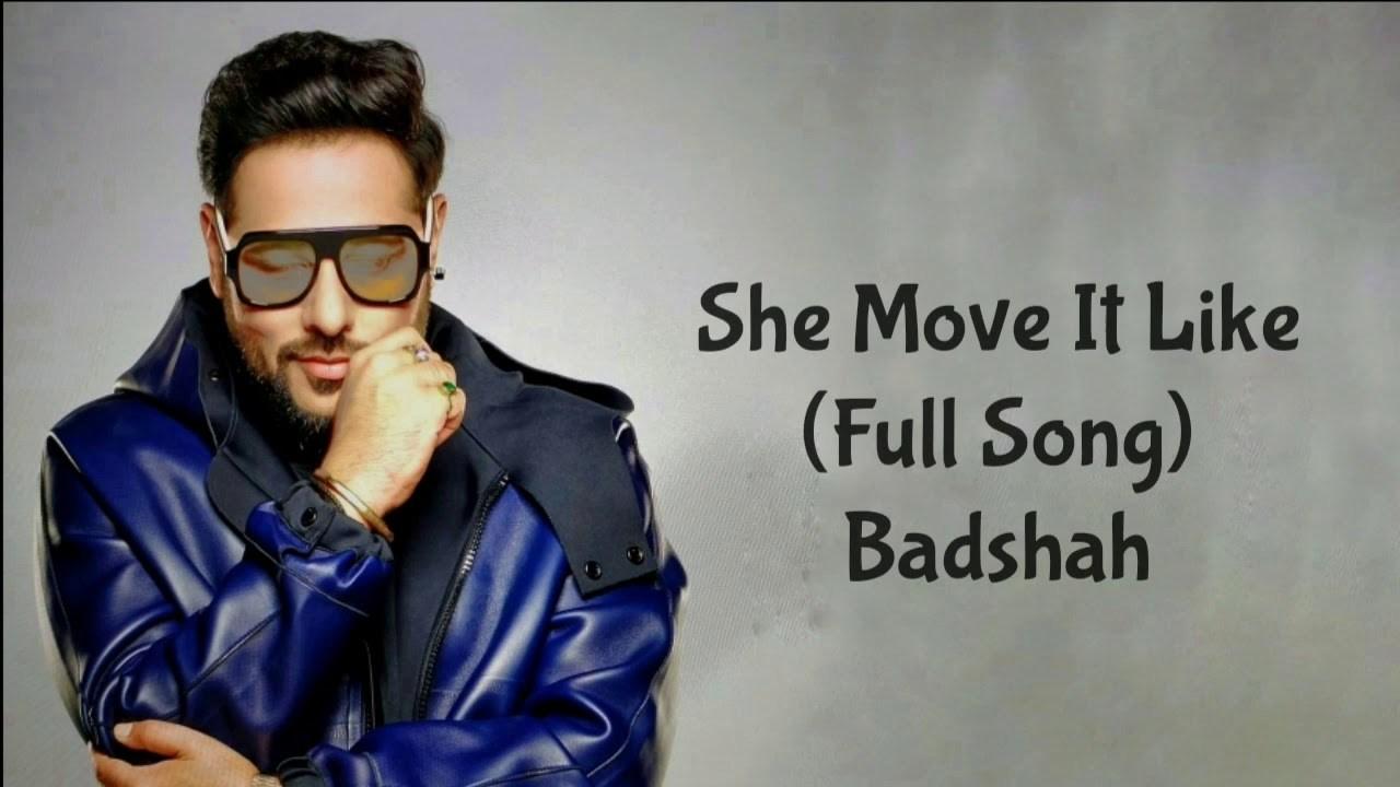 She Move It Like Badshah Mp4 Download