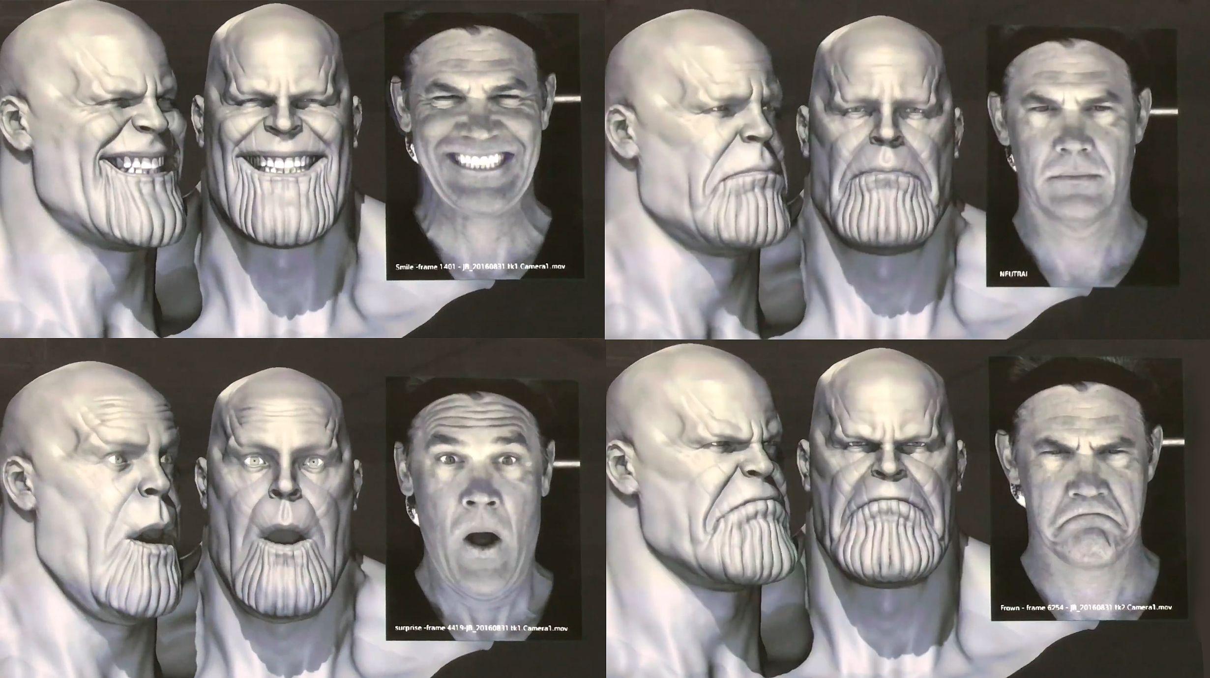 Loạt ảnh cute hột me của gã ác nhân Thanos Josh Brolin khiến fan cười không ngậm được mồm - Ảnh 12.