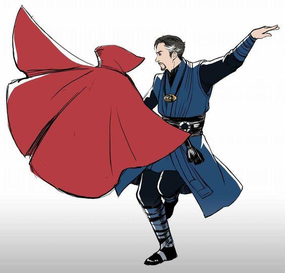 Doctor Strange And The Cloak of Levitation Memes