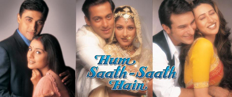 Hum saath saath hain movie download full free.