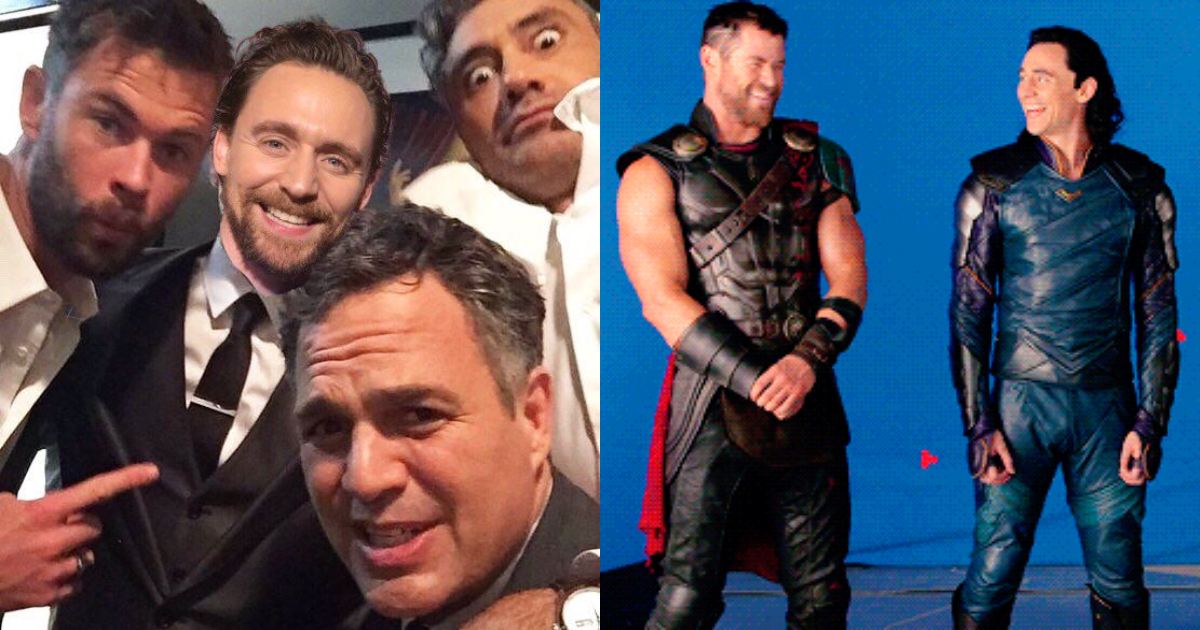 Photo of 25 Times Thor Ragnarok Cast Proved They Are Funny As Hell