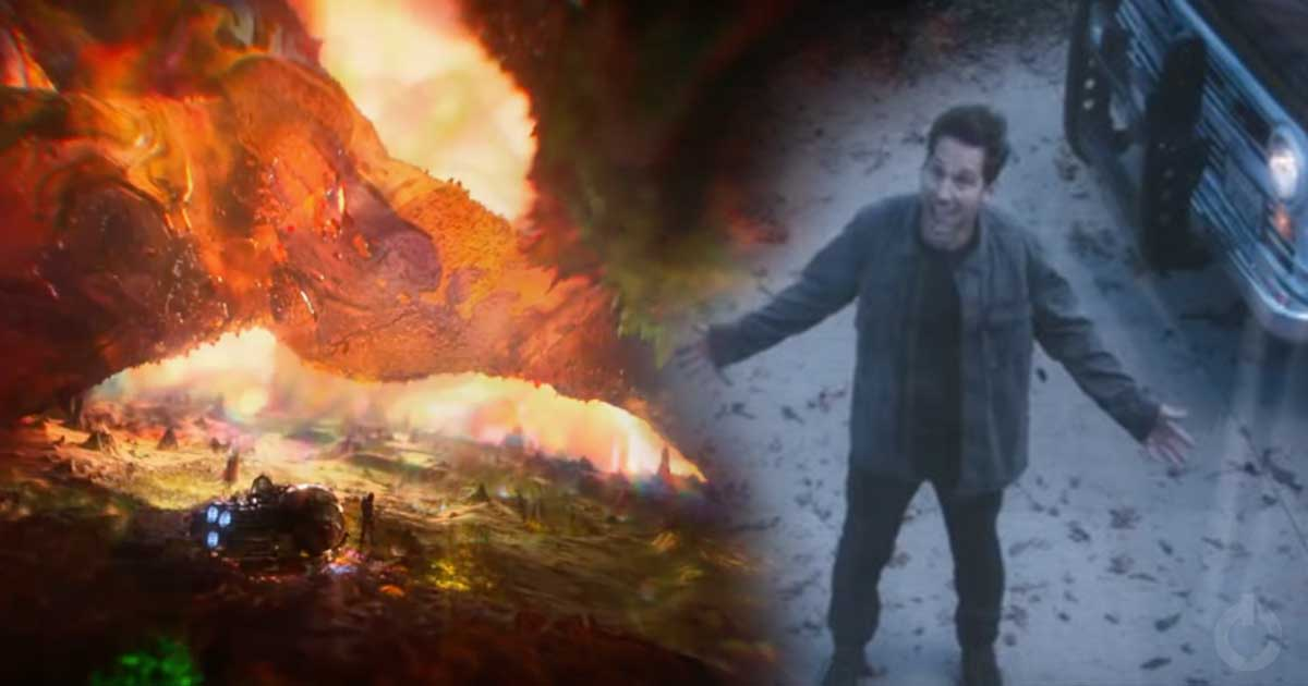 Photo of Here's Why Quantum Realm Scenes Were Deleted From 'Ant-Man And The Wasp'