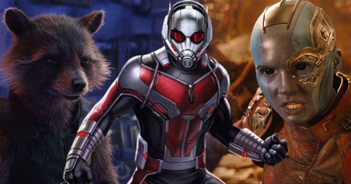 Photo of Avengers: Endgame – Marvel Releases New Promo Arts For Rocket, Nebula & Ant-Man